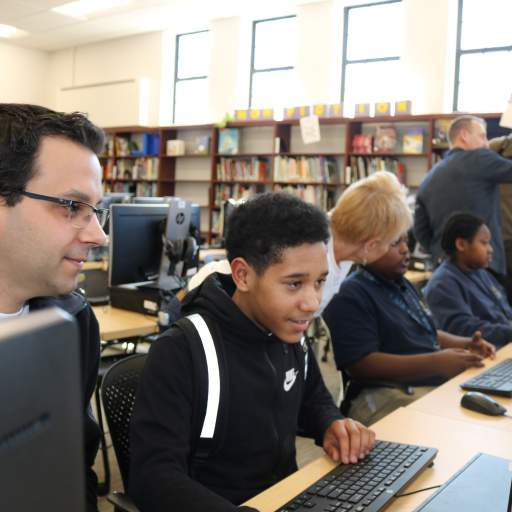 WCCS Celebrates the Coding Club